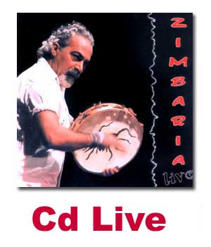 Acquista il cd live di Pino Zimba